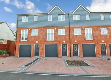 3 bed town house for sale in Carter Road, Stoke Aldermoor, Coventry CV3