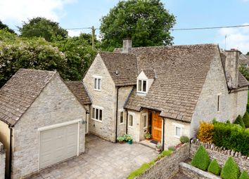 Thumbnail 4 bedroom detached house for sale in The Hill, Burford