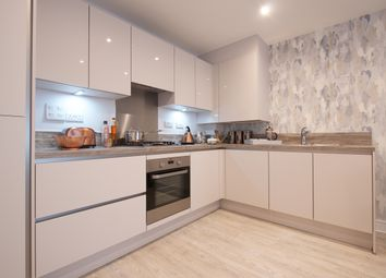 Thumbnail 2 bedroom flat for sale in Plot 13, Bowman House, Queensgate, Farnborough, Hampshire