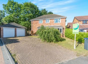 Thumbnail 4 bed detached house for sale in Oxford Drive, Acocks Green, Birmingham