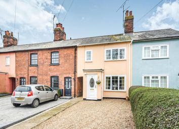 Thumbnail 3 bed terraced house for sale in Tilkey Road, Coggeshall, Colchester