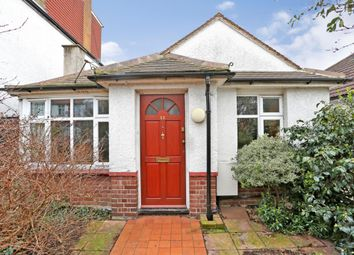 Thumbnail 2 bed bungalow for sale in Erlesmere Gardens, Ealing
