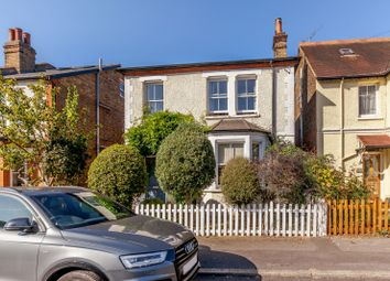Thumbnail 4 bed detached house for sale in Weston Park, Weston Green, Thames Ditton