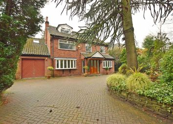 Thumbnail 5 bed detached house for sale in Spath Road, Didsbury, Manchester