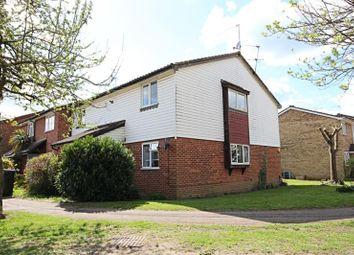Thumbnail 1 bedroom maisonette to rent in Ladywell Prospect, Sawbridgeworth, Herts
