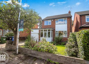 Thumbnail 3 bed detached house for sale in Carstairs Avenue, Stockport