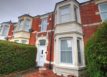 3 bed terraced house for sale in Marine Terrace, Blyth NE24