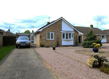Thumbnail 2 bed detached bungalow for sale in St. Johns Drive, Spalding