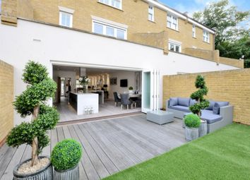 Thumbnail 5 bed town house to rent in Royal Thames Walk, Claygayte Lane