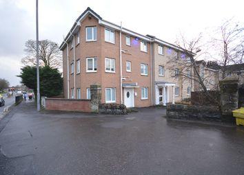 Thumbnail 3 bed flat for sale in Townhead Gardens, Kilmarnock