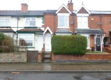 Thumbnail 2 bed terraced house to rent in Park Road, Bearwood, Birmingham