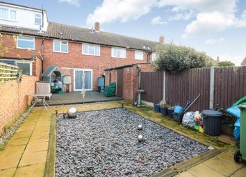 Thumbnail 2 bed terraced house for sale in Clement Road, Cheshunt, Waltham Cross