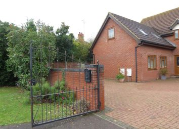 Thumbnail 1 bed flat to rent in London Road, Great Notley, Braintree