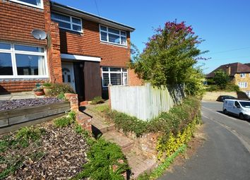 Thumbnail 3 bed end terrace house to rent in Manor Gardens, Godalming