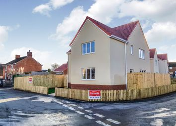 Thumbnail 4 bed detached house for sale in Main Road, Middlezoy, Bridgwater