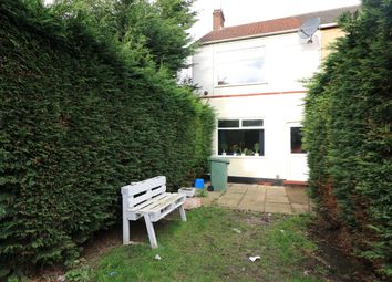 Thumbnail 2 bedroom terraced house for sale in Lancaster Avenue, Grimsby