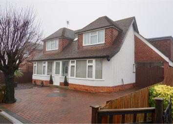 Thumbnail 4 bed detached house for sale in Fernhurst Gardens, Aldwick