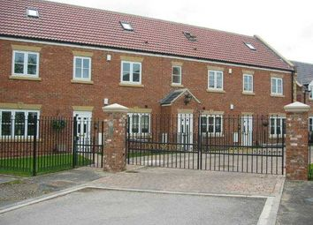 Thumbnail 3 bed flat to rent in Levington Court, Kirklevington, Yarm, Cleveland