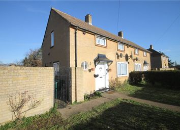 Thumbnail 2 bed semi-detached house for sale in Cambria Gardens, Stanwell, Middlesex