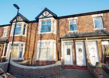 Thumbnail 2 bedroom flat for sale in Holly Avenue, Wallsend
