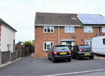 Thumbnail 3 bedroom semi-detached house for sale in Hawthorne Avenue, Coventry