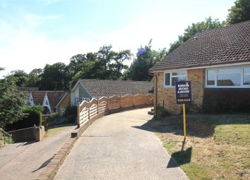 Thumbnail 2 bedroom semi-detached bungalow for sale in Clive Road, Sittingbourne, Kent