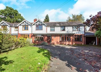 Thumbnail 4 bed semi-detached house to rent in Holmes Chapel Road, Somerford, Congleton