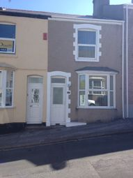 Thumbnail 2 bed terraced house to rent in Glenmore Avenue, Stoke, Plymouth