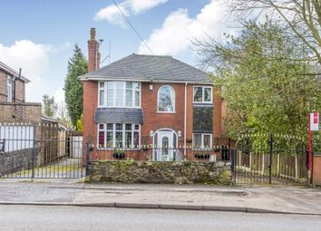 Thumbnail 4 bed detached house for sale in Ash Bank Road, Werrington, Stoke On Trent, Staffs