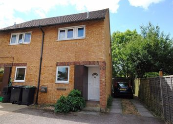 Thumbnail 2 bed semi-detached house to rent in Loompits Way, Saffron Walden