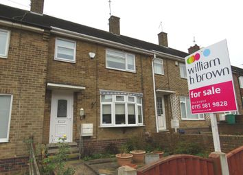 Thumbnail Terraced house for sale in Manor Farm Lane, Clifton, Nottingham