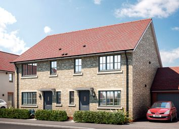 "3 bed property for sale in ""Elsenham Hr"" at Muntjac Road, Langford, Bristol BS40"