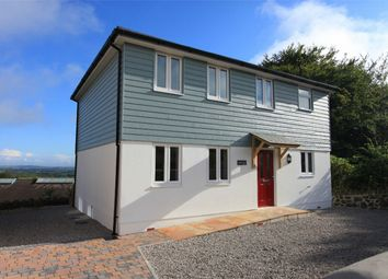 Thumbnail 4 bed detached house for sale in Treverbyn Road, Stenalees, St Austell, Cornwall