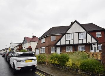 Thumbnail 3 bed semi-detached house for sale in Wigginton Avenue, Wembley