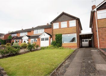 Thumbnail 3 bedroom detached house for sale in Gospel End Road, Sedgley