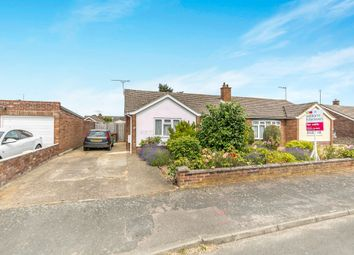 Thumbnail 2 bed semi-detached bungalow for sale in Mackenzie Drive, Kesgrave, Ipswich