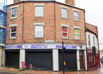 Thumbnail 2 bed flat to rent in Church Street, Wellingborough