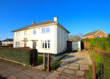 Thumbnail 3 bed semi-detached house for sale in Sacheverell Road, Leicester