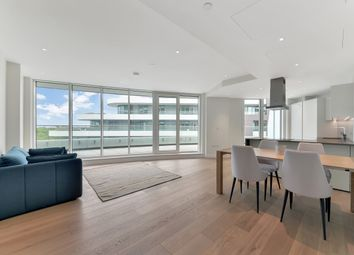 Thumbnail 1 bed flat to rent in Camellia House, Vista Tower, Battersea
