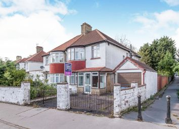 3 bed end terrace house for sale in St. Oswald's Road, Norbury / Streatham SW16