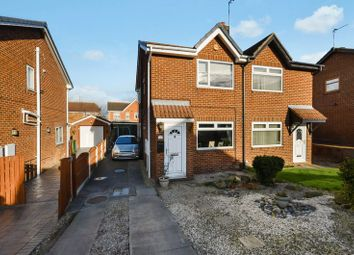 Thumbnail 3 bed semi-detached house for sale in 16 Meadow Brook Close, Normanton