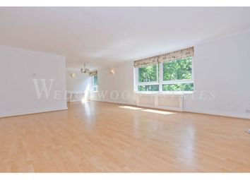 Thumbnail 3 bed flat to rent in Farley Court, Melbury Road, Kensington, London