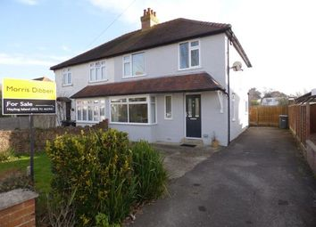 Thumbnail 3 bed semi-detached house for sale in Mengham Avenue, Hayling Island
