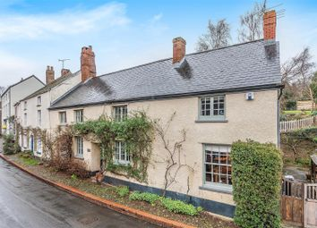 Thumbnail 4 bed end terrace house for sale in Fore Street, Milverton, Taunton