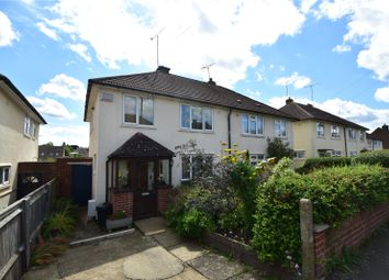 Thumbnail 3 bed semi-detached house for sale in Kingswood Avenue, Swanley, Kent