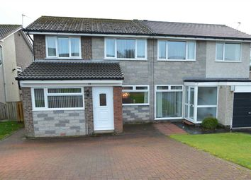 Thumbnail 3 bed semi-detached house for sale in Orchard Gardens, Strathaven