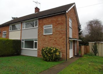 Thumbnail 3 bed semi-detached house to rent in Fairfax Gardens, Needham Market, Ipswich