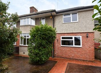Thumbnail 3 bedroom semi-detached house for sale in Hunsdon Road, Iffley Boarders, Oxford