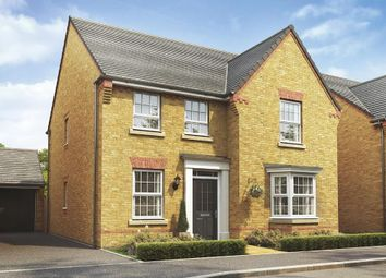 "Thumbnail 4 bedroom detached house for sale in ""Holden"" at Blandford Way, Market Drayton"