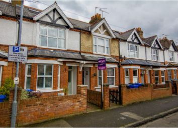 Thumbnail 3 bed terraced house for sale in Springfield Road, Windsor